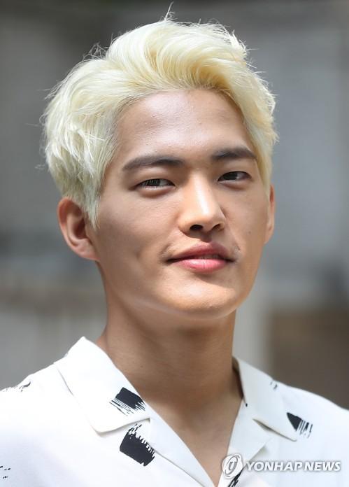 Actor Kim Gun-woo