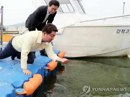 '낙동강 물 상태가…'