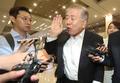 韩总统特别助理回国
