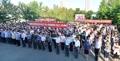 Anti-U.S. rally in Pyongyang