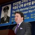 Father of Korean war orphans