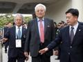 国际奥委会委员张雄访韩