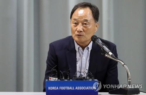 김호곤 기술위원장, 기술위 구성 박차…