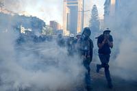 베네수엘라 대법원에 헬기 공격…마두로, '테러공격' 주장