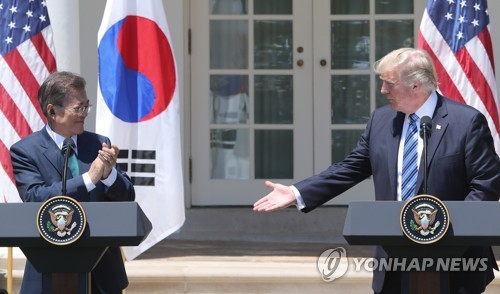 Trump s'impatiente face à la Corée du Nord