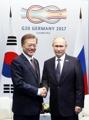 韩俄首脑会晤