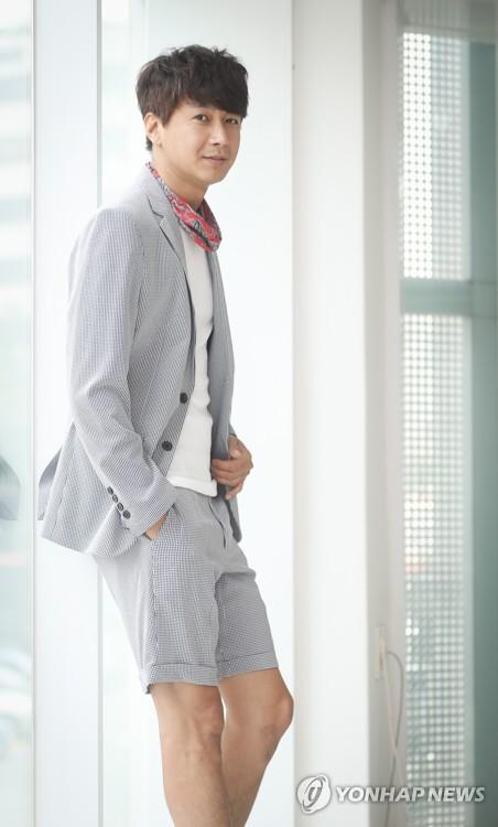 S. Korean actor Kim Seung-hyun