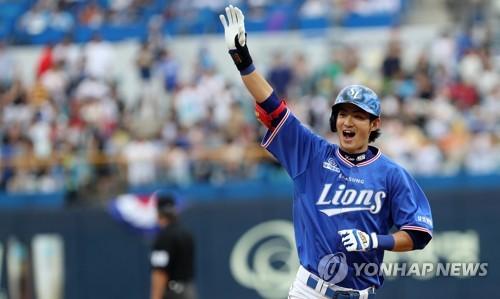 19홈런에서 멈춘 구자욱…김한수 감독