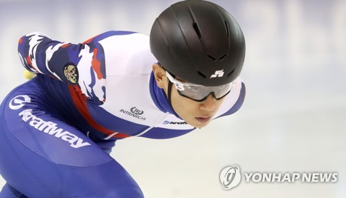 평창 정조준, 한국서 훈련하는 안현수