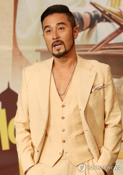 Actor Choi Min-soo