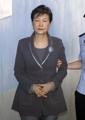朴槿惠出庭受审