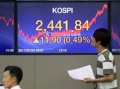 KOSPI reaches new peak