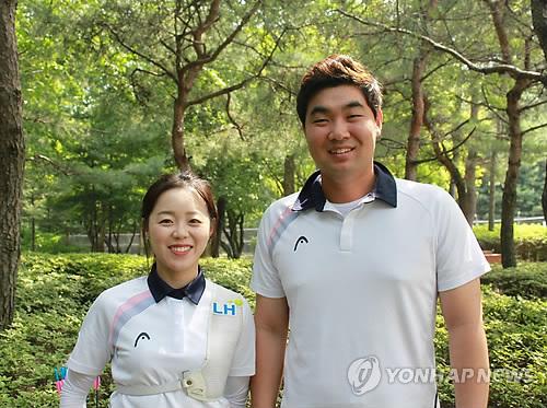양궁 장혜진·임동현·송윤수, 세계선수권 결승 진출
