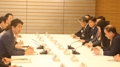 S. Korean lawmaker meets Abe
