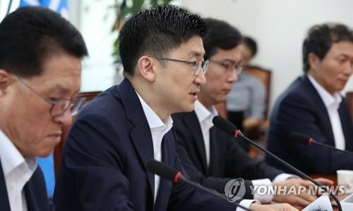 김세연 정책위의장 '정부에 대북정책 획기적 발상 전환 촉구'