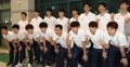 韩男排摘亚锦赛铜牌凯旋而归
