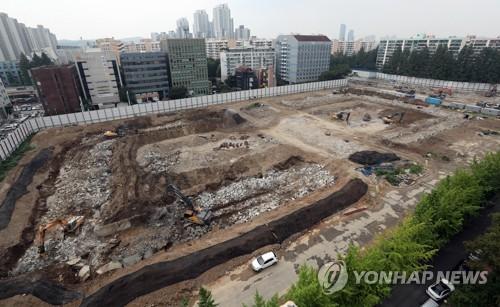 '상한제 적용' 엄포에 강남 재건축 분양가 인하 검토