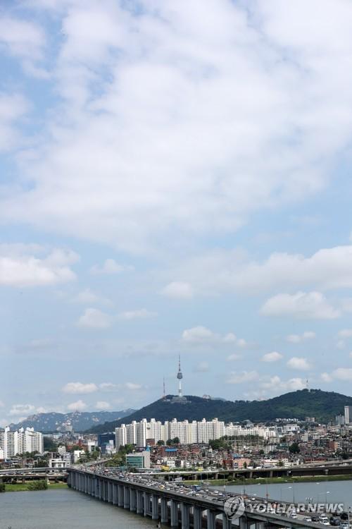 Seúl despejado