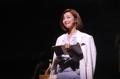 歌手Luna表演音乐剧