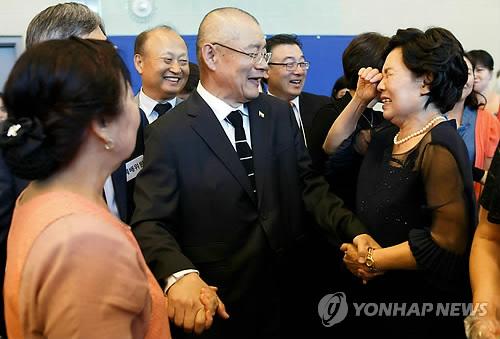 31개월 만의 감격 상봉