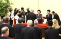 朝鲜向外国人授勋