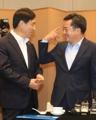 韩财长会晤央行行长