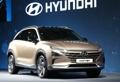 现代下一代氢燃料电池车