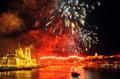 '퍼레이드부터 화려한 불꽃놀이까지…' 헝가리 건국기념일