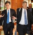 韓米FTA巡り会合