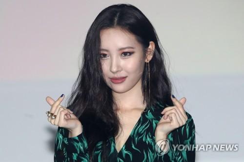 """선미 """"JYP 떠나 새로운 도전…믿고듣는 선미 되고싶어"""""""