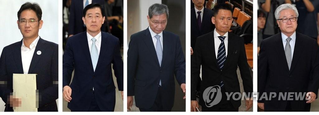 재판정 향하는 삼성