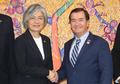 韩外长与美众议院外交委主席