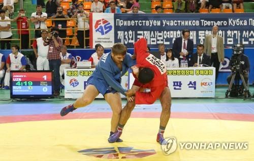 전국 삼보선수권, 28일 금산서 개최…외국 선수도 참가
