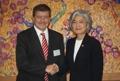 韩外长会见国际劳工组织总干事