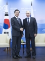 韩俄元首会晤