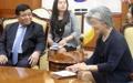 韩外长会越南计划投资部长