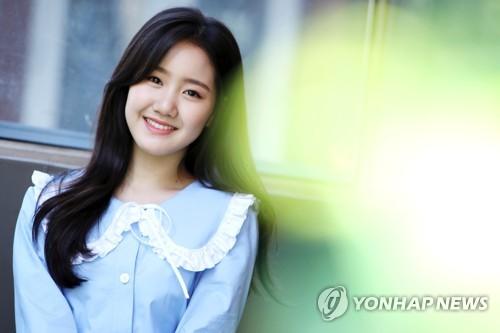 陈智熙笑容迷人