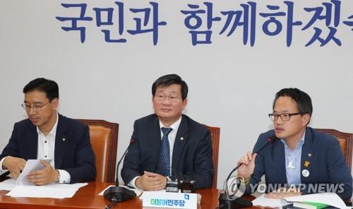 민주당 세월호특위원회 발언하는 박주민 의원