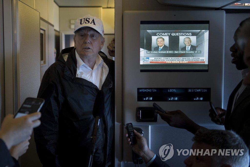 트럼프 美대통령, 11월 한국·중국·일본 순방