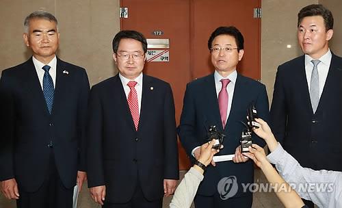 한국당 북핵위기대응특위