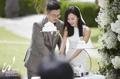 歌手李智慧公开婚纱照