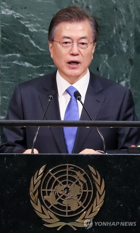 国連総会で演説