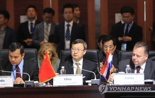 中国商务部副部长出席亚欧经济部长会议