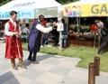 韓国伝統の遊びを体験