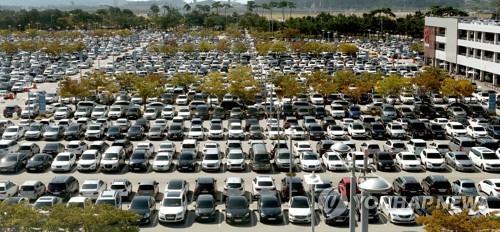 인천국제공항 주차장