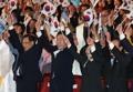 韩总理出席开天节庆祝仪式