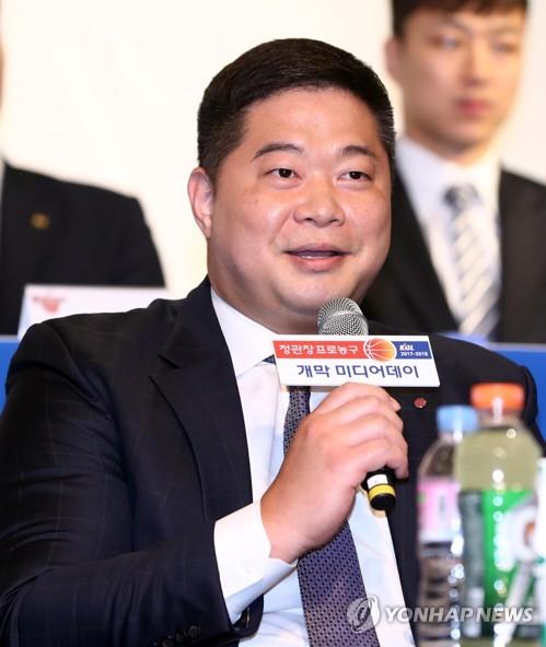 출사표 밝히는 현주엽 감독