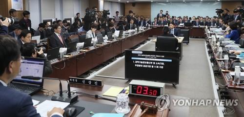 과학기술정보방송통신위 국정감사 시작