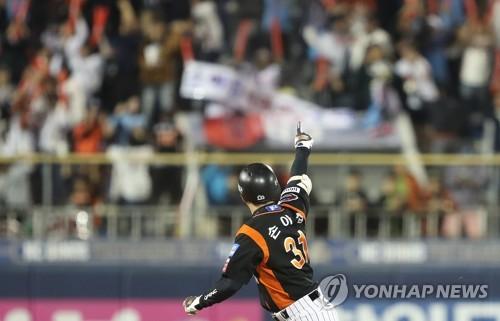 손아섭·이대호·전준우 릴레이 대포쇼…롯데, 다시 사직으로!