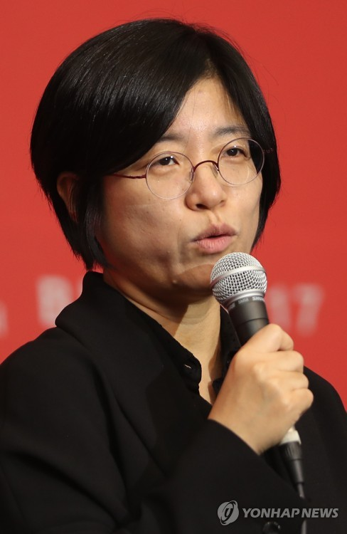 영화 '나비잠'의 정재은 감독